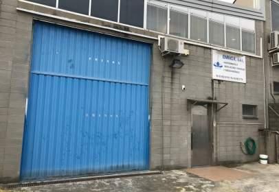 Nave industrial en P.I. La Borda