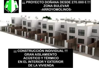 Terraced house in calle ¡Chalets en Arroyomolinos!, nº 3