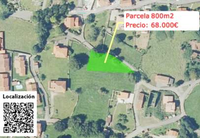 Land in calle La Galguera, nº 1