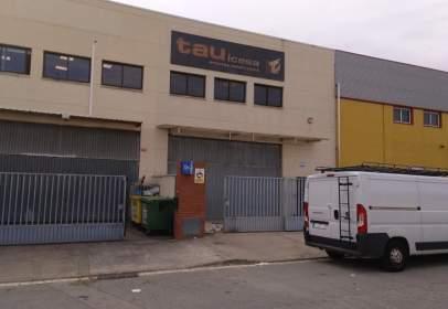 Nave industrial en calle Treball