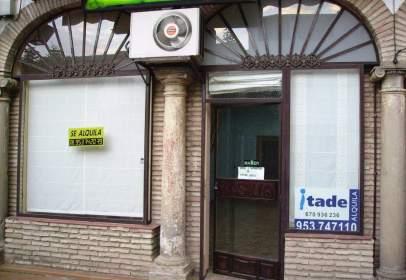 Local comercial en calle de San Pablo