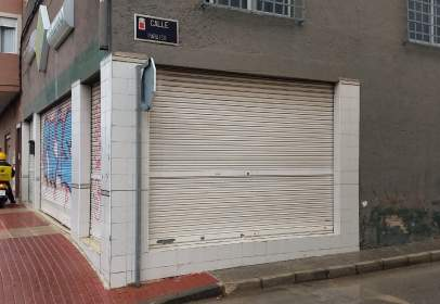 Commercial space in calle Algezares