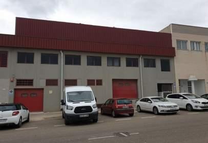 Nau industrial a Carrer de Galícia, nº 40