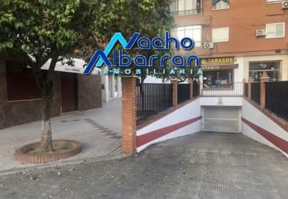 Garatge a María Auxiliadora-Valdepasillas-Huerta Rosales