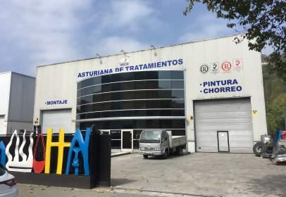 Nave industrial en calle Carretera De Riano A Olloniego