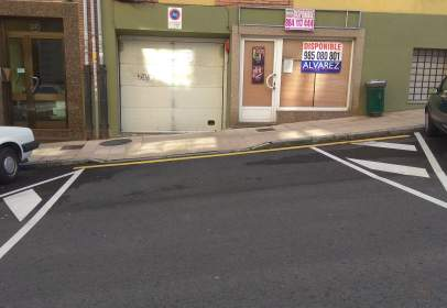 Garaje en calle Teodoro Cuenta