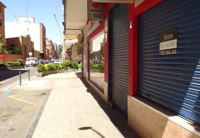 Nave comercial en calle de Joaquina Santander