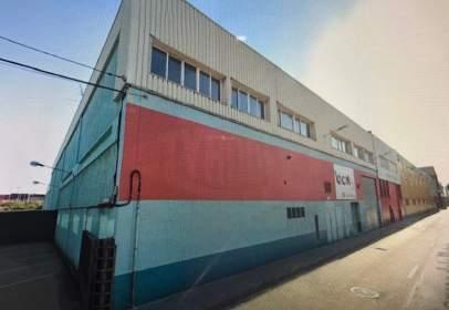 Nave industrial en Carrer dels Motors, nº 162