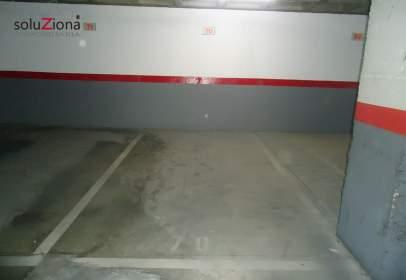 Garatge a calle Cataluña