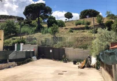 Terreny a Sant Andreu