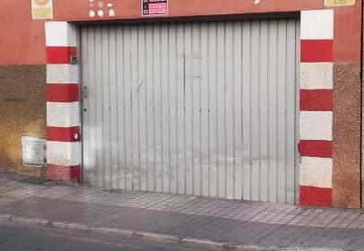 Garatge a calle de Hernán Cortés, nº 10