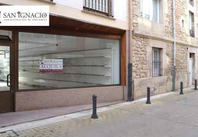 Commercial space in calle del Doctor Albiñana