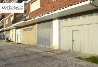 Garage in calle de Santurce