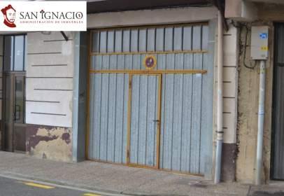 Garage in calle de la Merindad de Cuesta Urria, nº 4