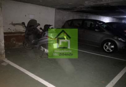 Garatge a calle de Diego de Almagro