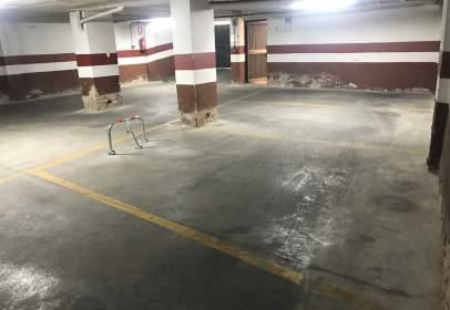 Garatge a calle de Barroso