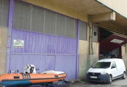 Nave industrial en calle de Pozuetakogaina
