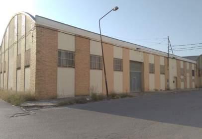 Nau industrial a calle Pintor Joaquín Sorolla, nº 20