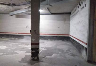 Garage in calle Itsasbide