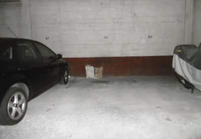 Garage in calle del Monasterio de Suso