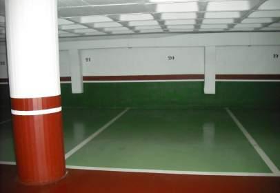 Garatge a Paseo Sagasta, nº 54