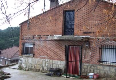 Chalet rústico en calle El Madrejon, nº 20