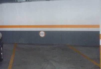 Garatge a calle Paseo de Ronda, 56