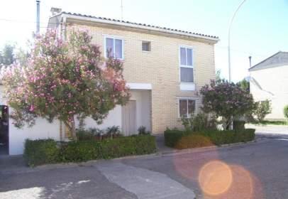 Single-family house in Bardenas- Ejea de los Caballeros