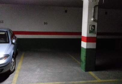 Garatge a calle de Juan Agapito y Revilla
