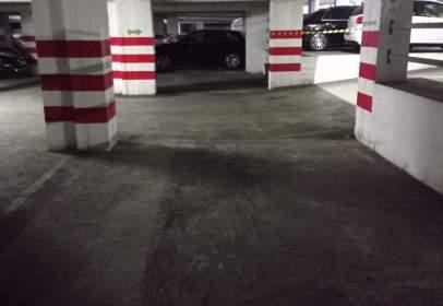 Garaje en Parque de La Concordia