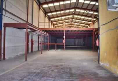 Industrial Warehouse in calle de los Baños de la Encina