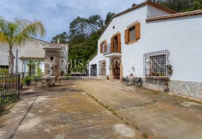 Casa rústica a Santa Susanna
