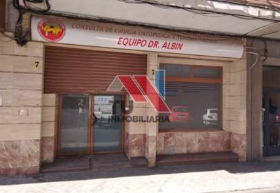 Local comercial en calle Cristo de La Guia, nº 7