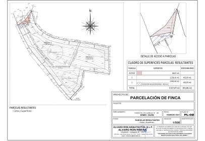 Land in Camino de los Laureles, 584