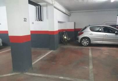 Garage in calle del Emperador