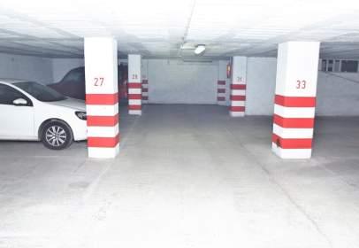 Garaje en calle Abanzo