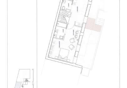 Duplex in calle de Alfonso XII