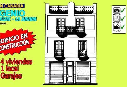 Edificio en calle Pedro Cullen del Castillo, nº 19