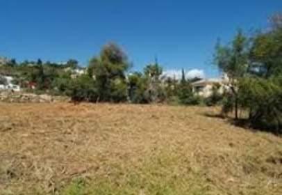 Land in Urbanización Sotogrande