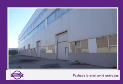 Nave industrial en calle de Vasco Núñez de Balboa