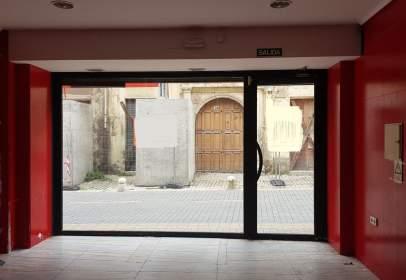 Commercial space in calle de la Rúa