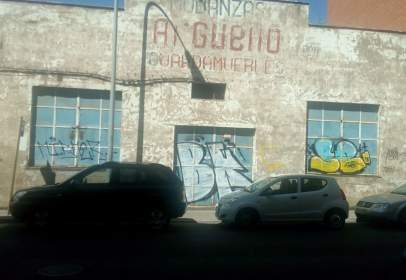 Nave industrial en calle Jorge de Montemayor