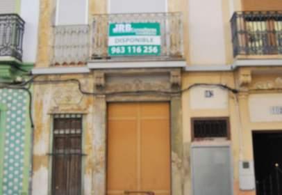 Casa adosada en calle del Rosari