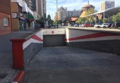 Garaje en calle de Asín y Palacios, Zaragoza, nº 13