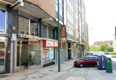 Local comercial en calle Legion Española