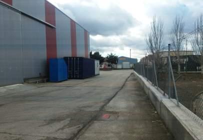 Nave industrial en calle Condado de Treviño, Burgos