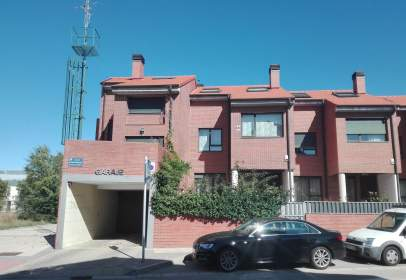 Terraced house in calle de Portomarín