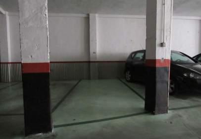 Garaje en calle de la Loza, nº 12