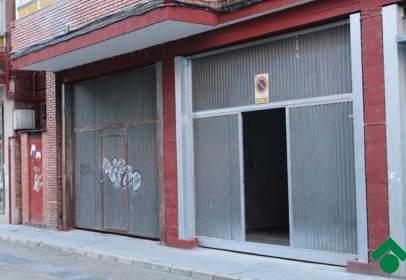 Warehouse in calle Málaga