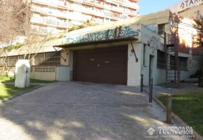Garaje en Can Baró